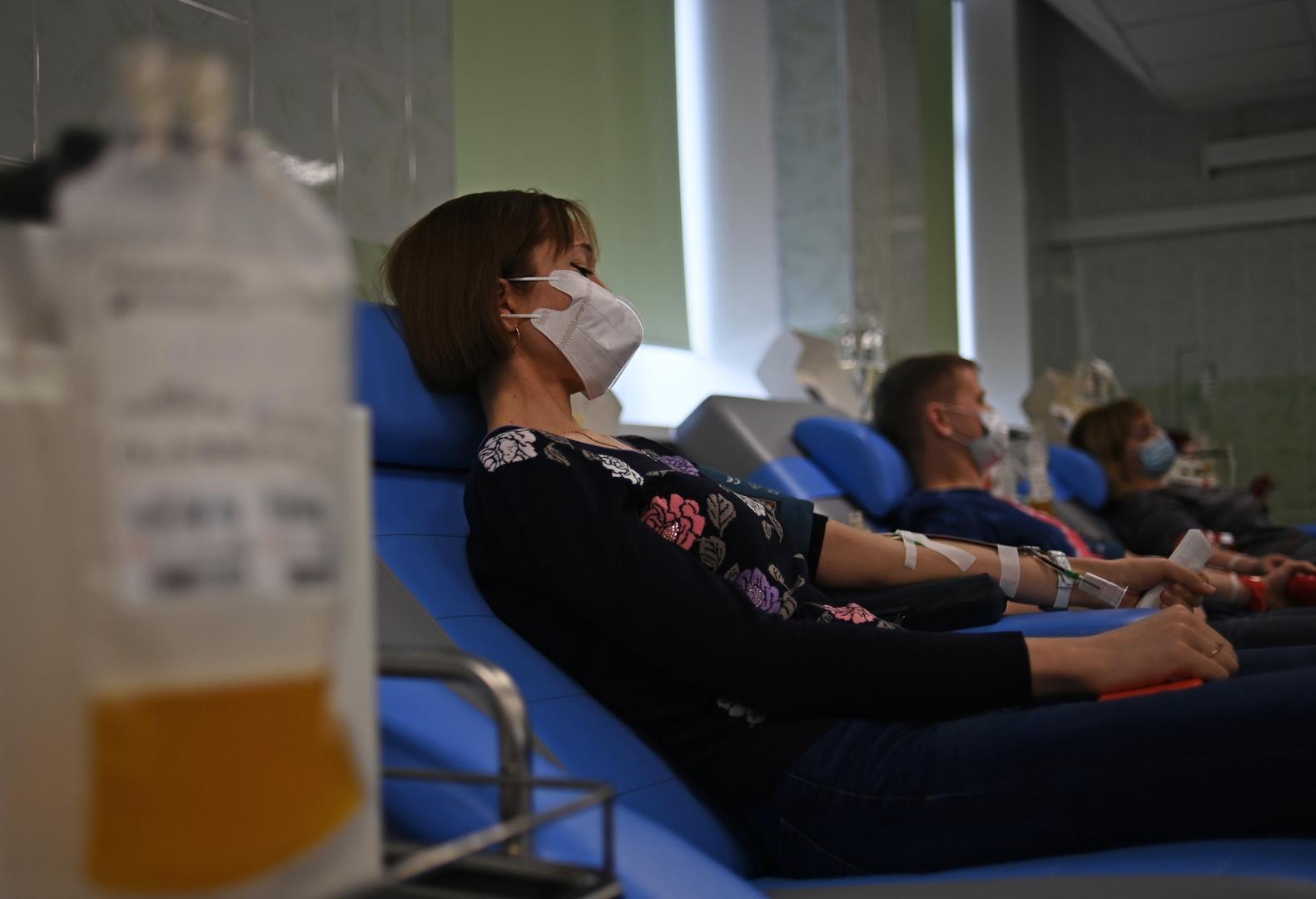 موسكو تبدأ لأول مرة في استعمال أحدث العقاقير في علاج مرضى كوفيد