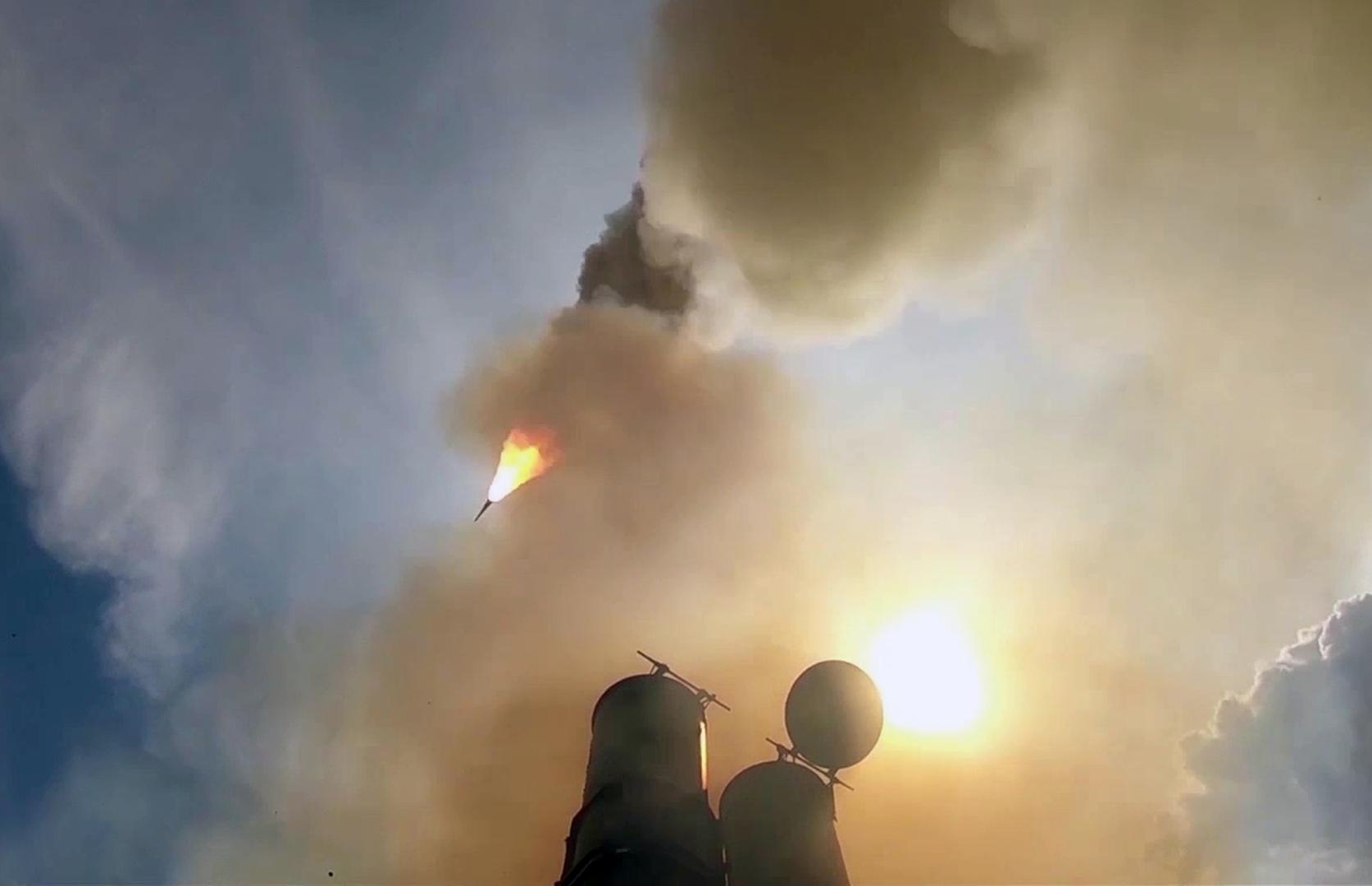 الجيش الروسي يبدأ بنشر منظومة