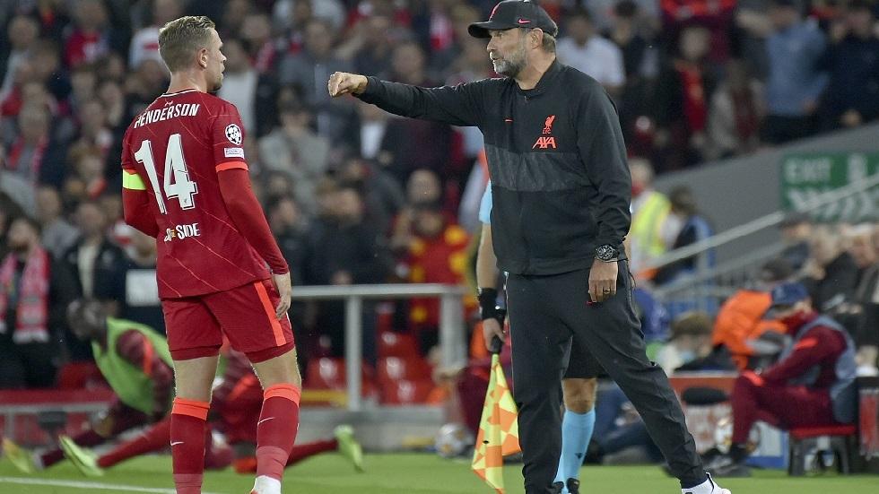 مدرب ليفربول يتحدث عن رد فعله بعد تأخر فريقه في النتيجة أمام ميلان