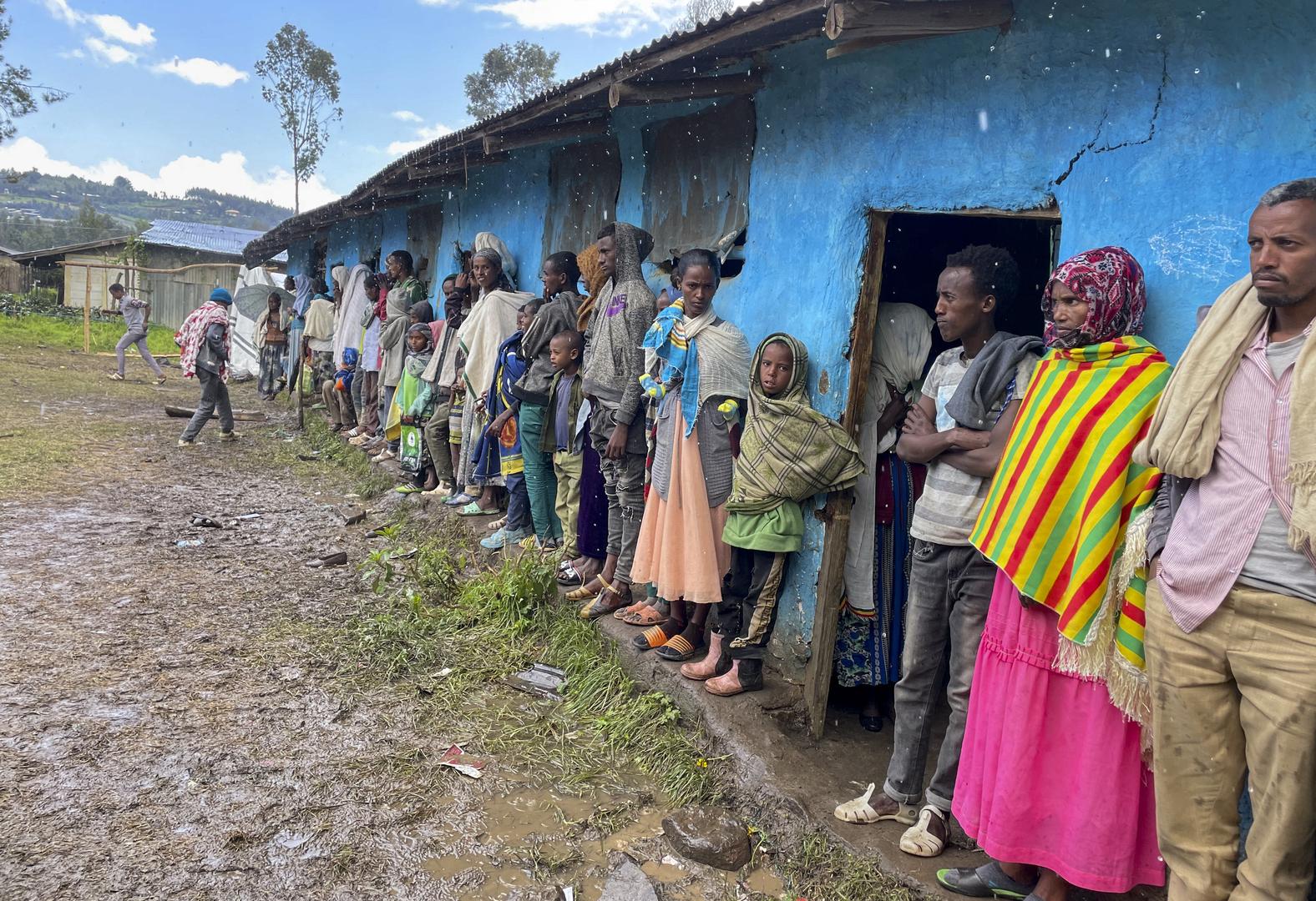 الولايات المتحدة تفرض عقوبات جديدة تستهدف المسؤولين عن إطالة أمد النزاع في إثيوبيا