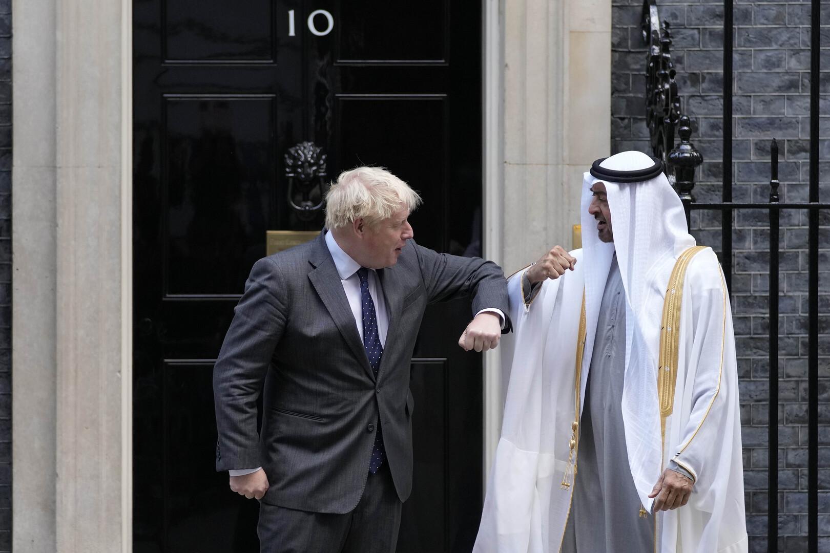 الإمارات تستثمر 10 مليارات جنيه إسترليني في قطاعات حيوية بالمملكة المتحدة