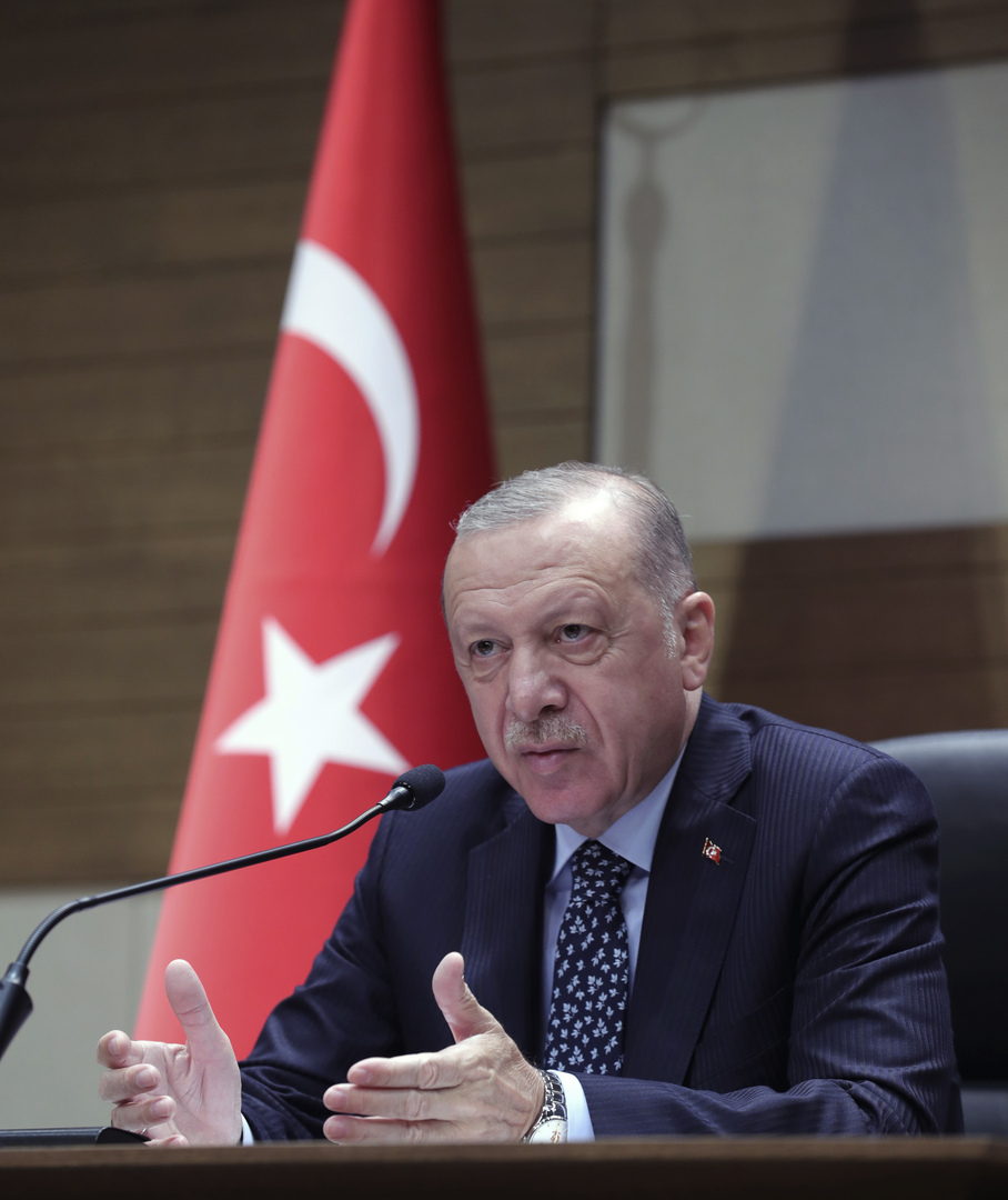 أردوغان: وصلنا إلى أعلى معدلات النمو في العالم