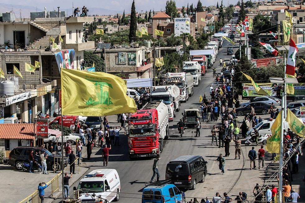 طهران: إرسال الوقود الإيراني إلى لبنان هو تطبيق لأحد بنود الدستور