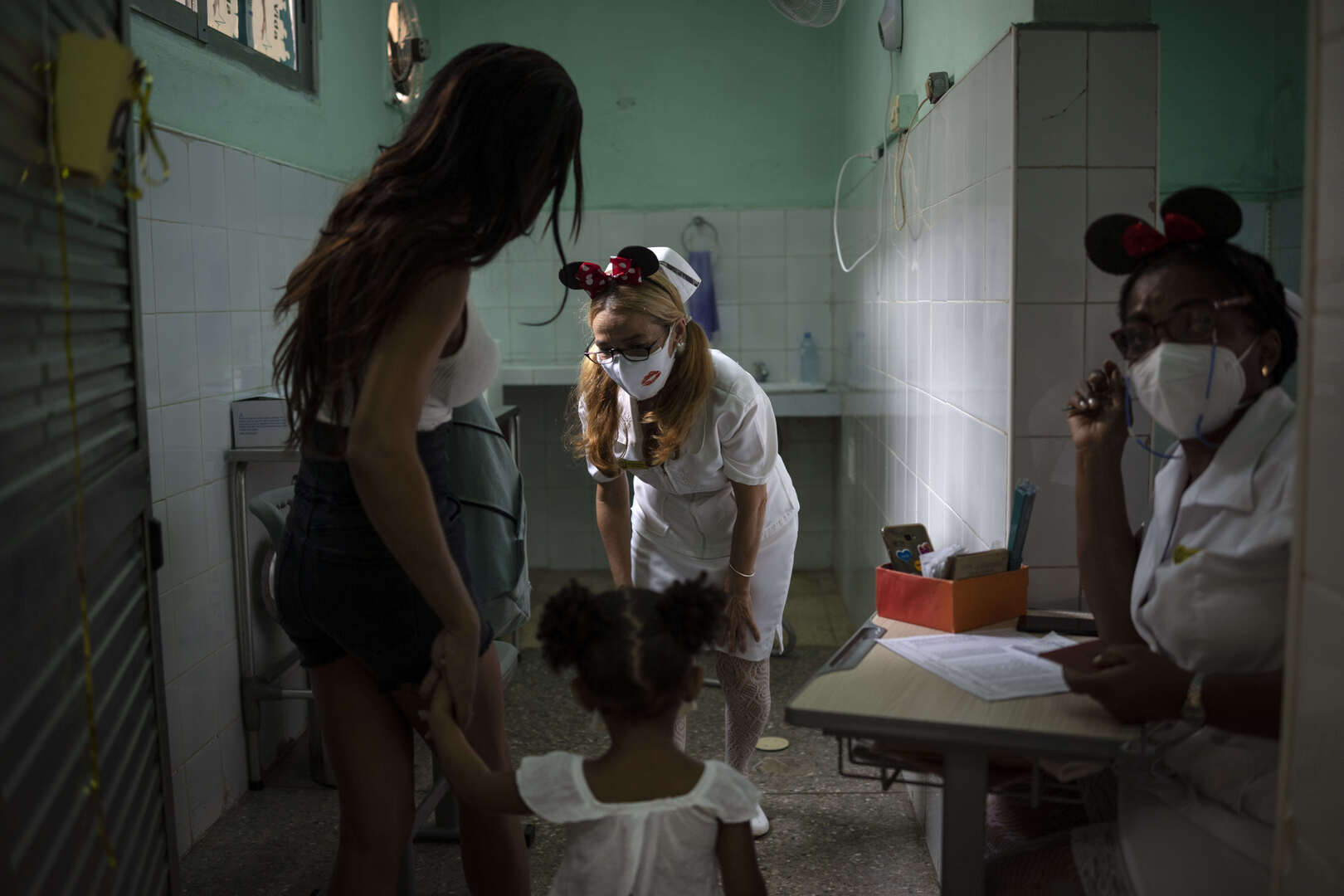 كوبا تبدأ تطعيم الفئة العمرية بين عامين وعشرة أعوام ضد