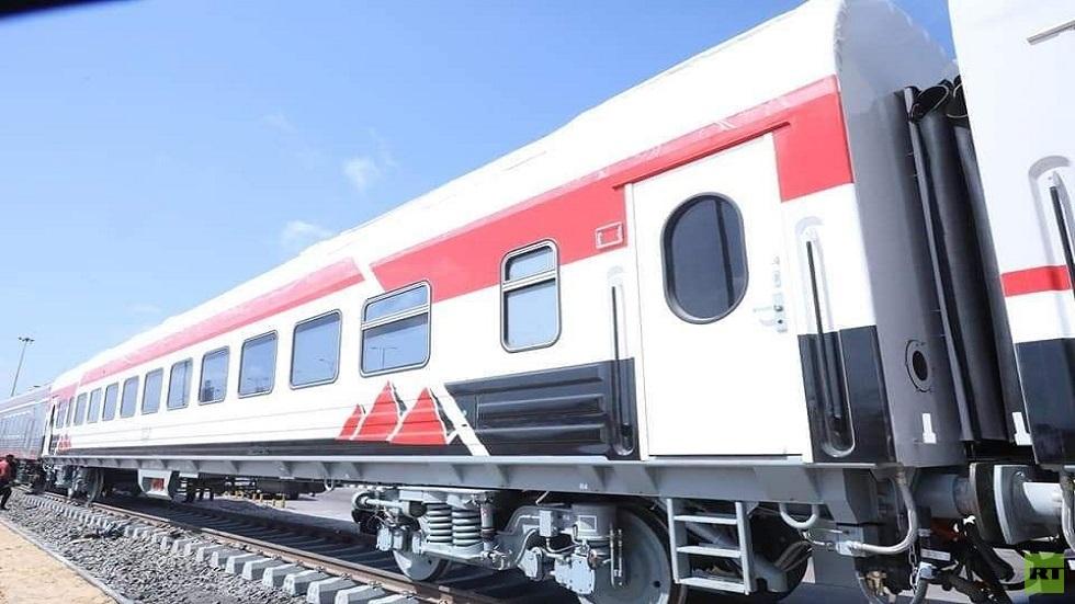 هيئة السكة الحديد بمصر تستعد لاستقبال آخر دفعات العربات الروسية (صور)