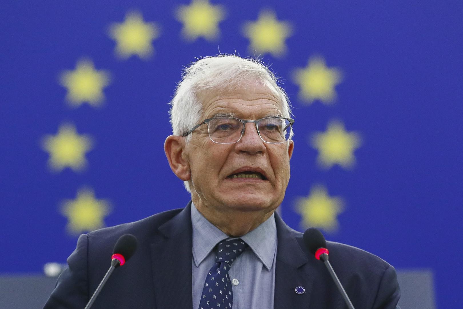 مسؤول السياسة الخارجية بالاتحاد الأوروبي جوزيب بوريل