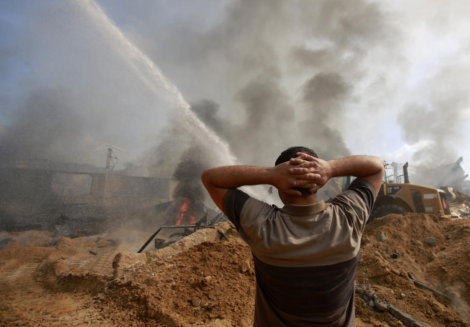 قطاع غزة، أرشيف