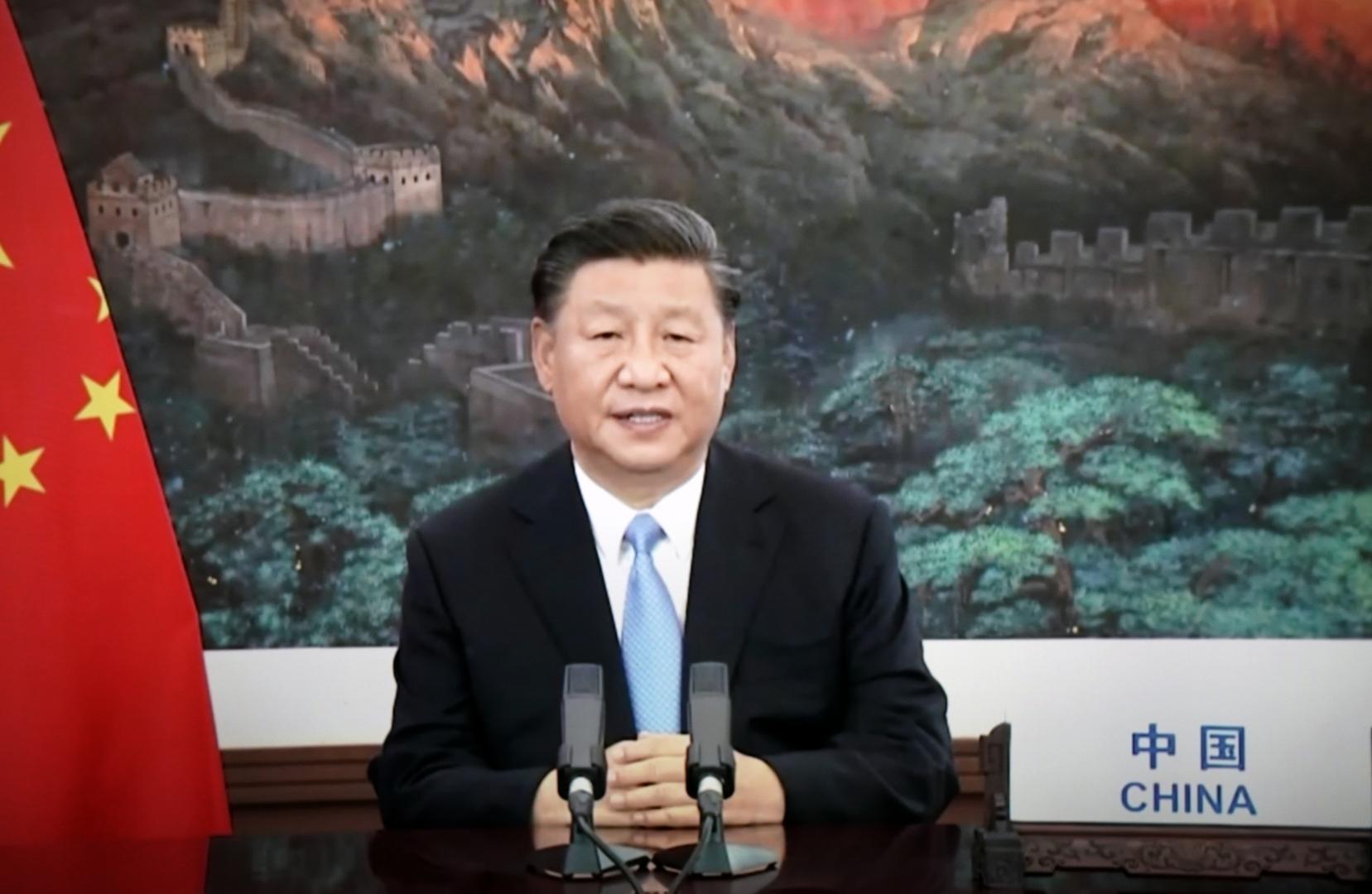 رئيس الصين: على
