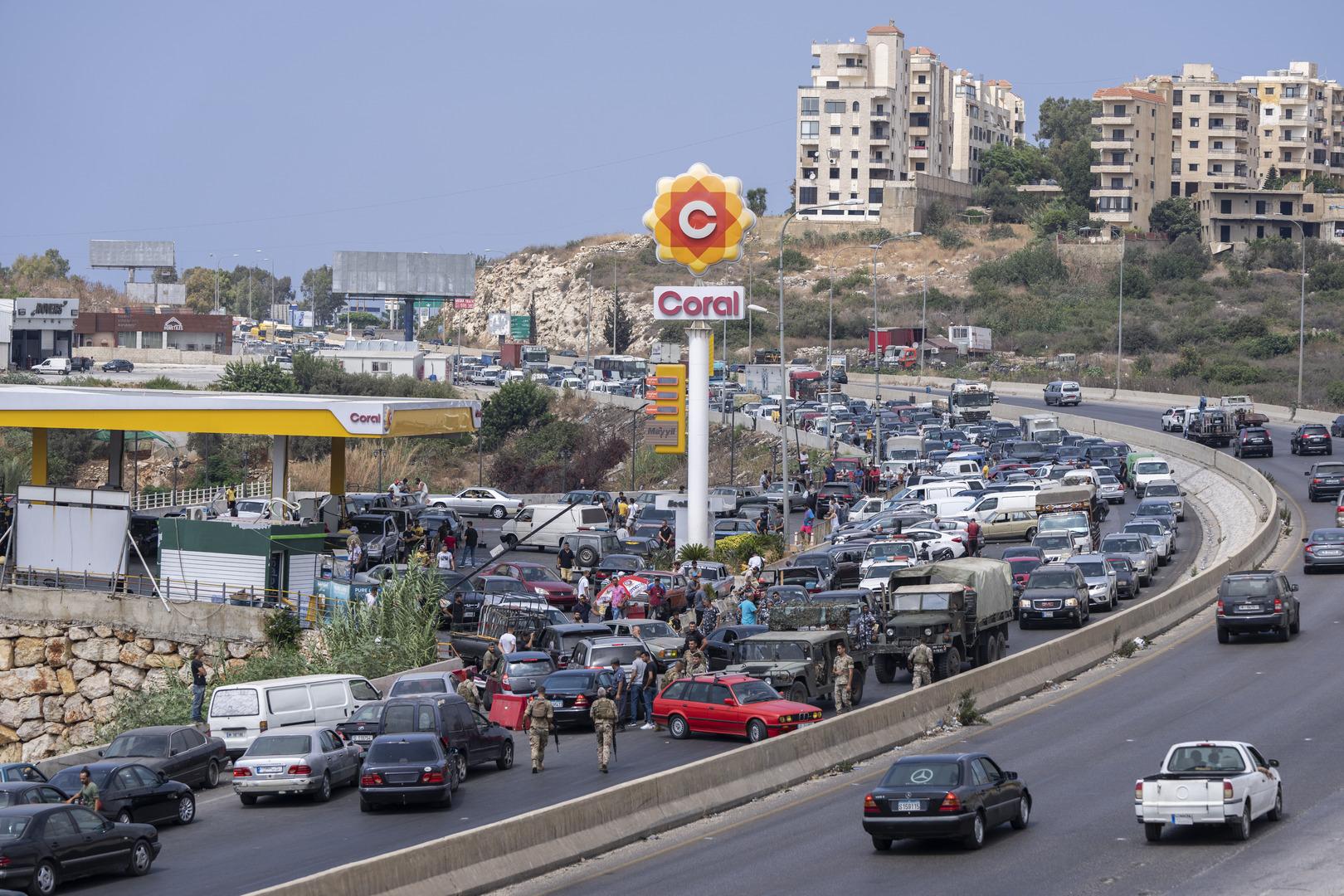 لبنان.. رفع سعر صفيحة البنزين 38% ورفع الدعم رسميا عن المازوت