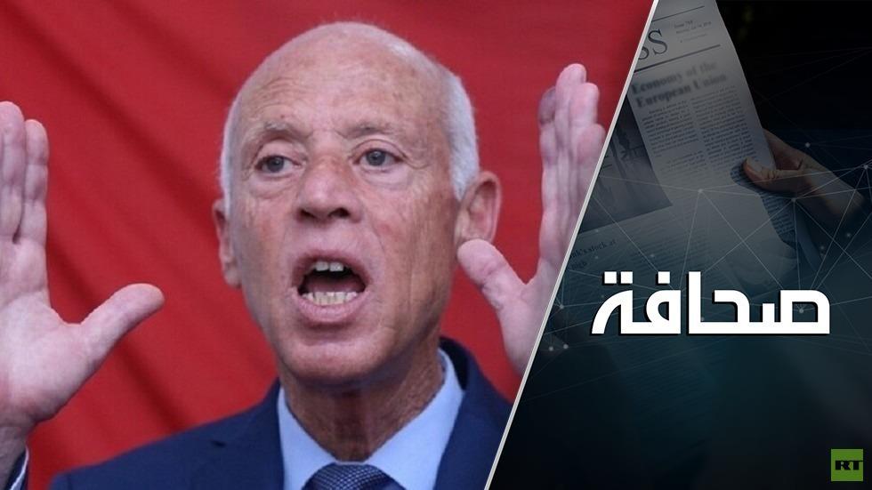 رئيس تونس، مخالفاً الدستور، يريد تحديثه