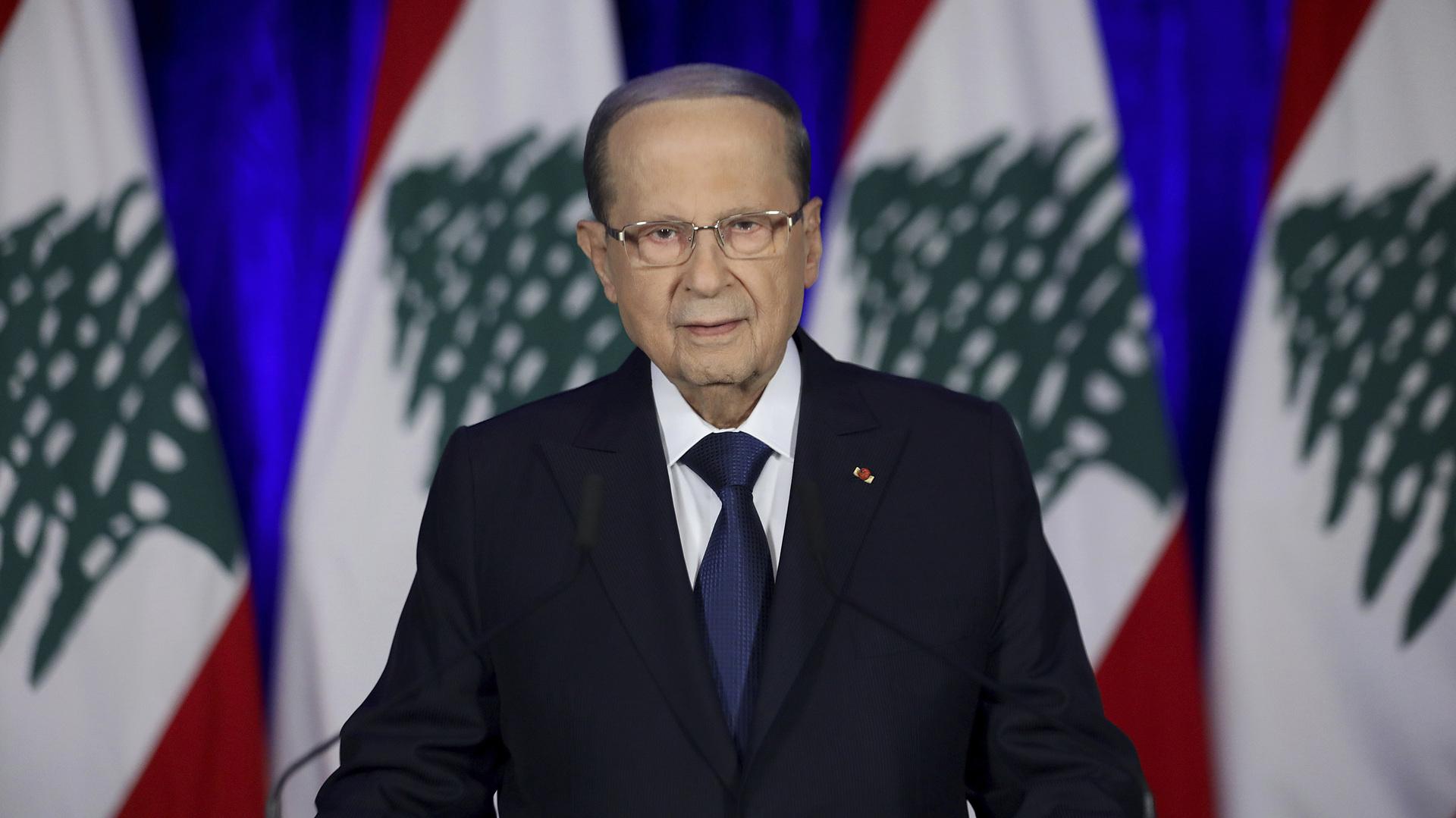 الرئيس اللبناني: السنة الأخيرة من ولايتي ستكون سنة الإصلاحات