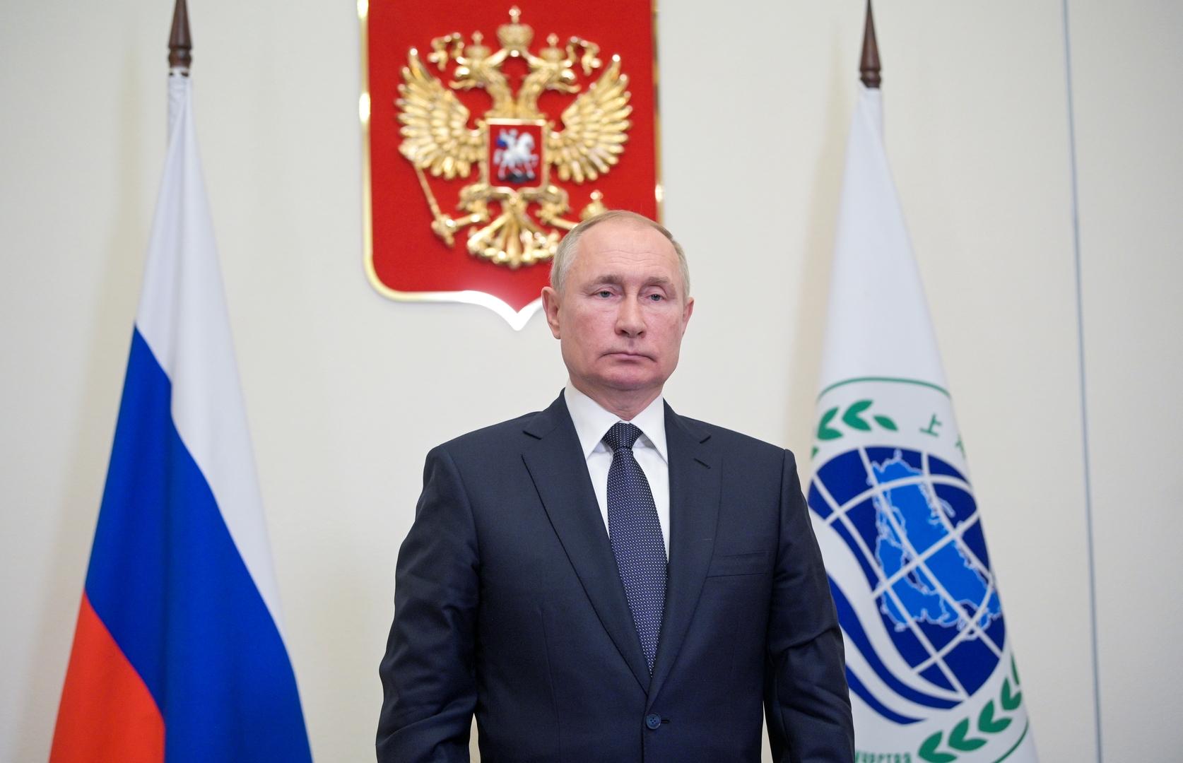 بوتين: الناتو خلف