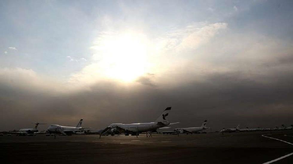 إلغاء جميع رحلات شركة الخطوط الجوية العراقية القادمة من والمتجهة إلى إيران