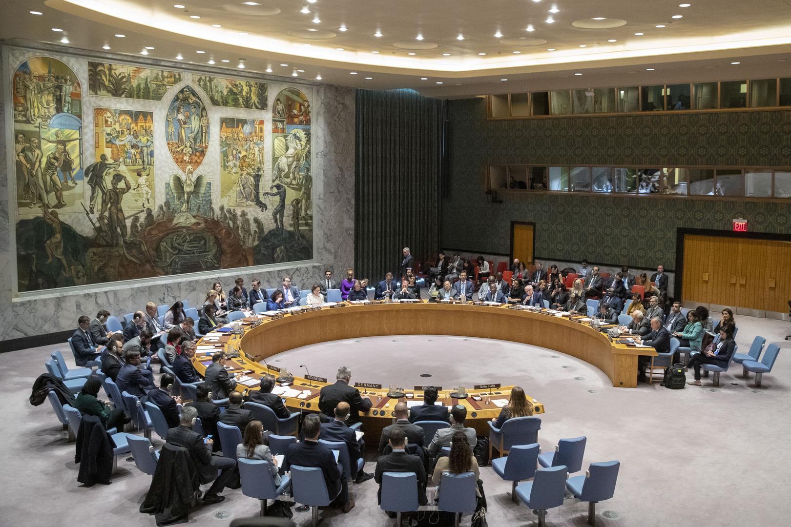 مجلس الأمن الدولي يمدد تفويض بعثة الأمم المتحدة في أفغانستان لـ6 أشهر