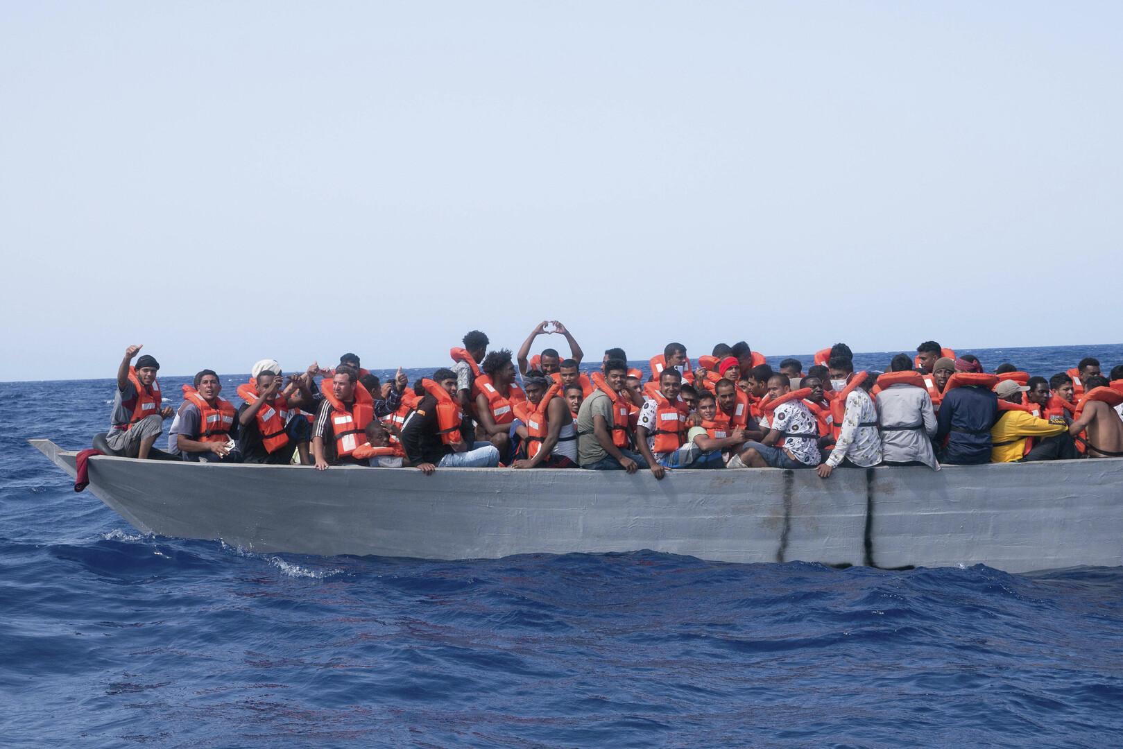 تركيا: 122 قاربا جديدا لمكافحة الهجرة غير النظامية والتهريب في البحار