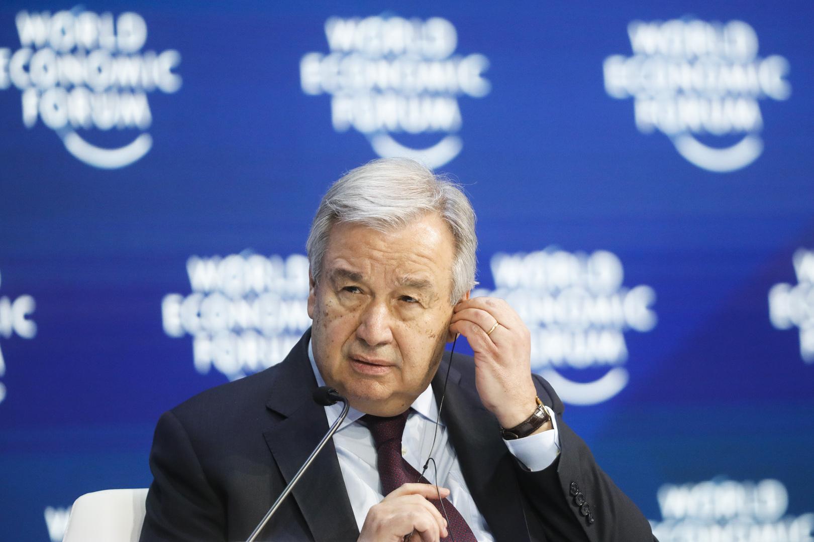 الأمم المتحدة: العالم يتجه نحو ارتفاع كارثي في درجات الحرارة