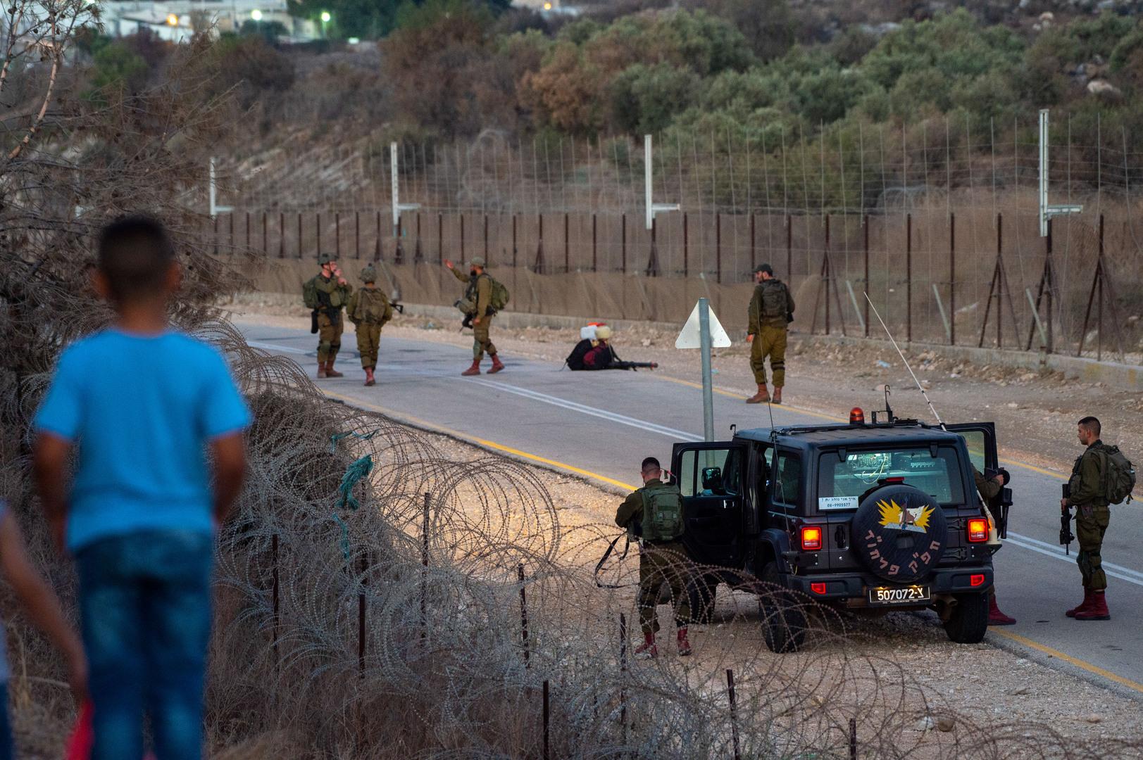 ضابط إسرائيلي: عملية جديدة على غرار