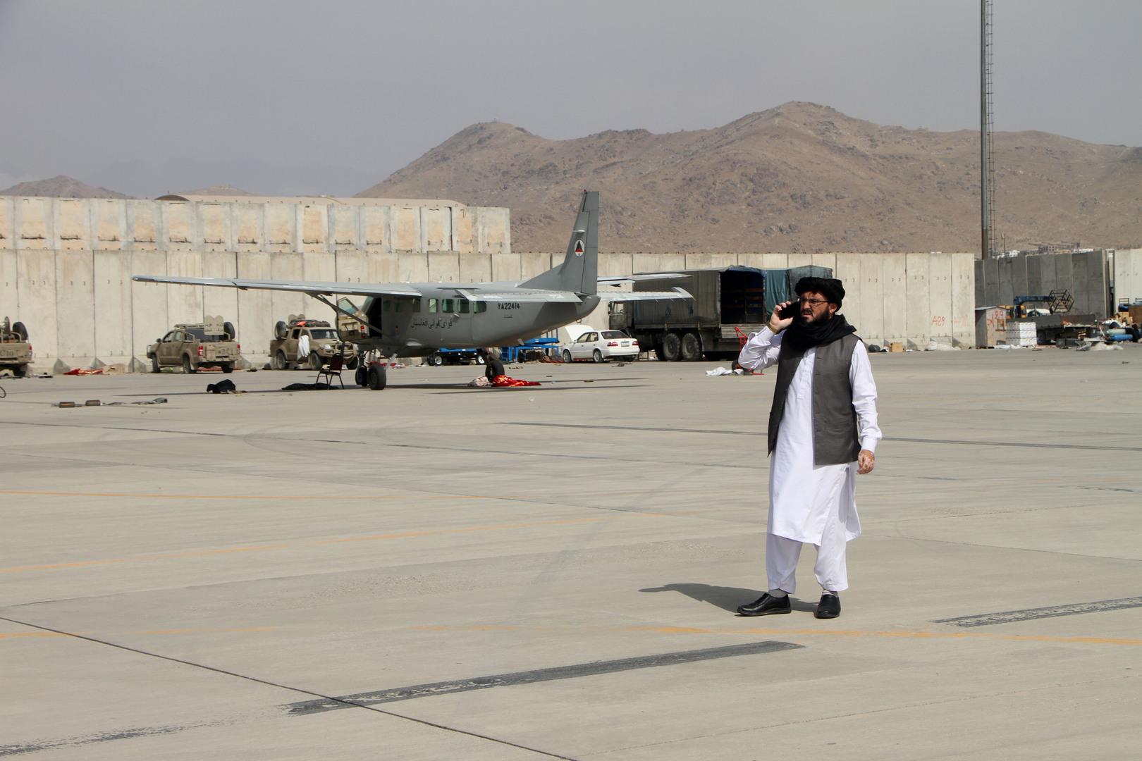 مطار كابل (صورة من الأرشيف)