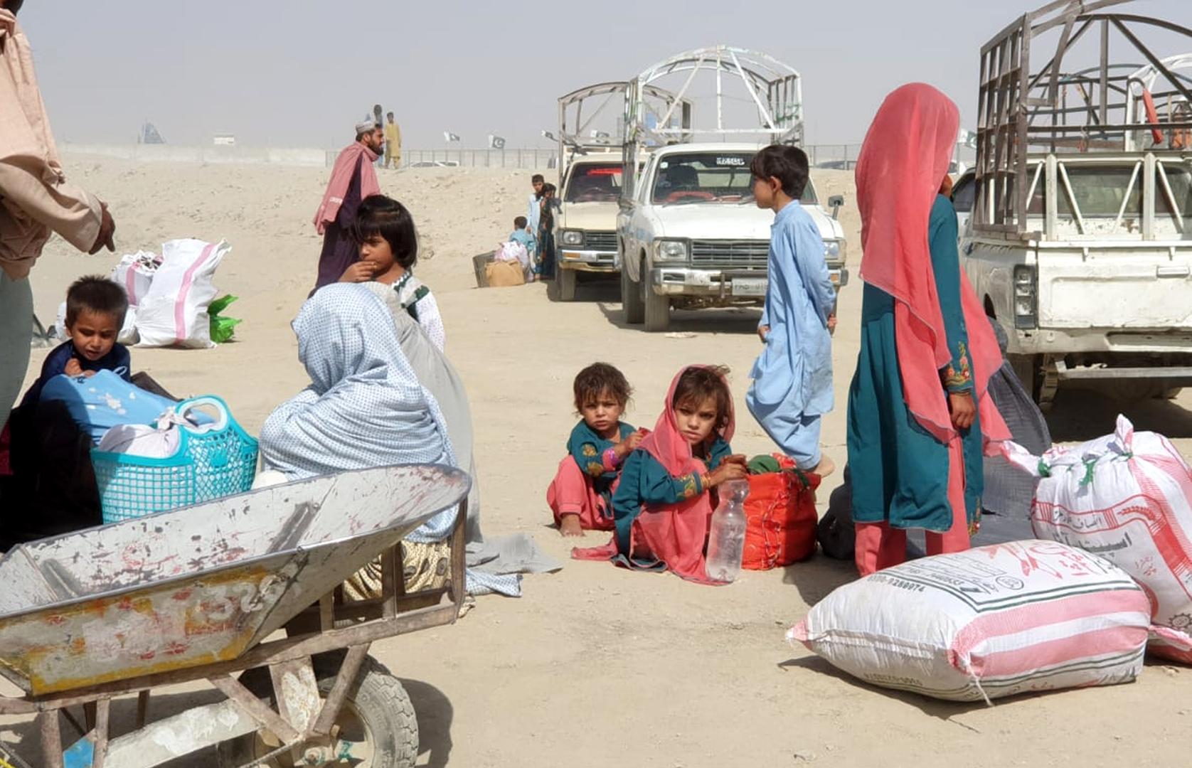 اليونيسف: نحو 10 ملايين طفل في أفغانستان بحاجة إلى مساعدات إنسانية