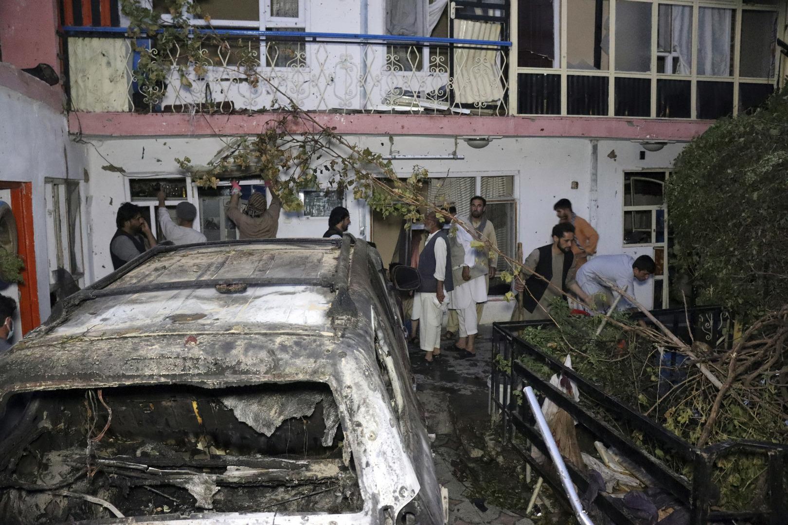 قراء أمريكيون: يجب محاكمة بايدن في لاهاي بتهمة ارتكاب جرائم حرب