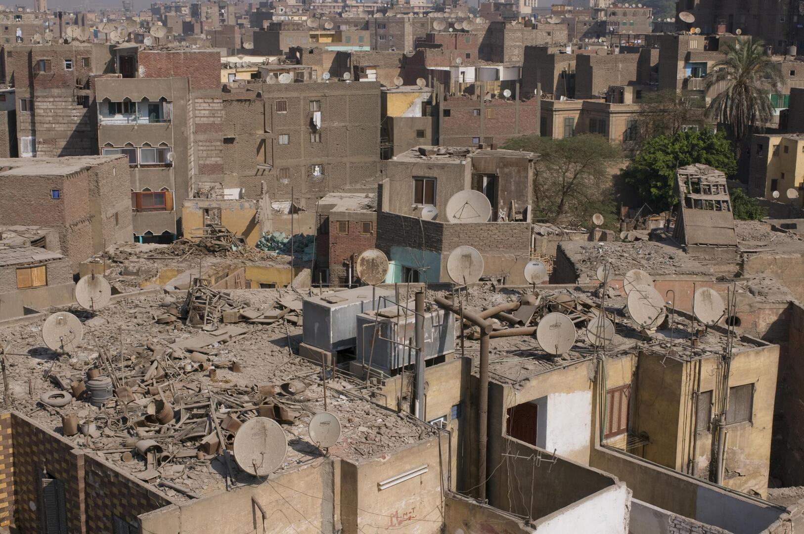 الموت يغيب المنسي.. وفاة شبيه السادات في محافظة الغربية بمصر (صورة)