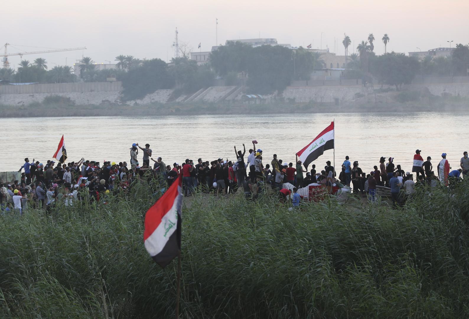 بغداد تؤكد عدم تنازل العراق عن حقوقه المائية