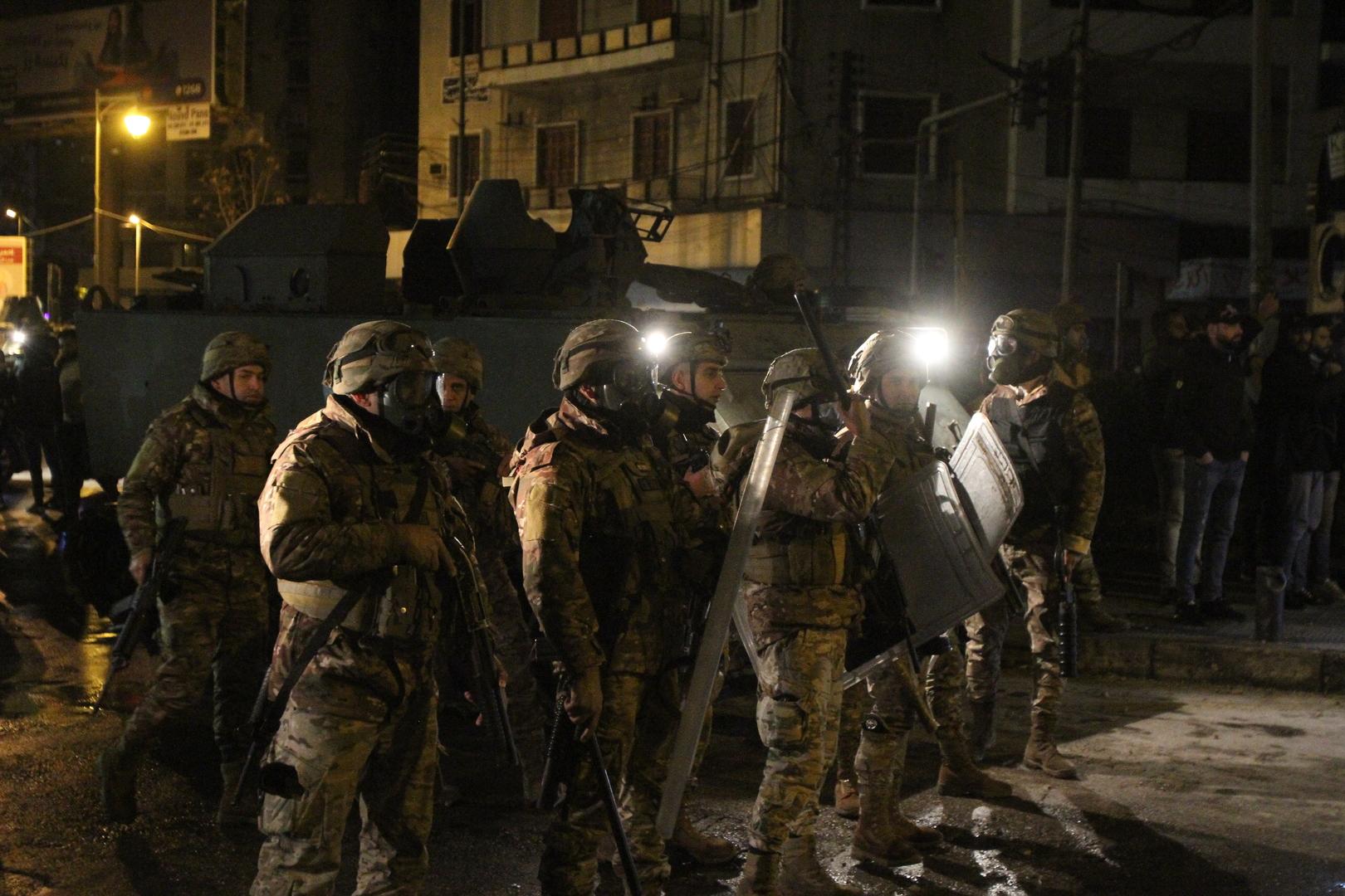 وقف إطلاق النار في مخيم عين الحلوة جنوب لبنان وهذه حصيلة الاشتباكات