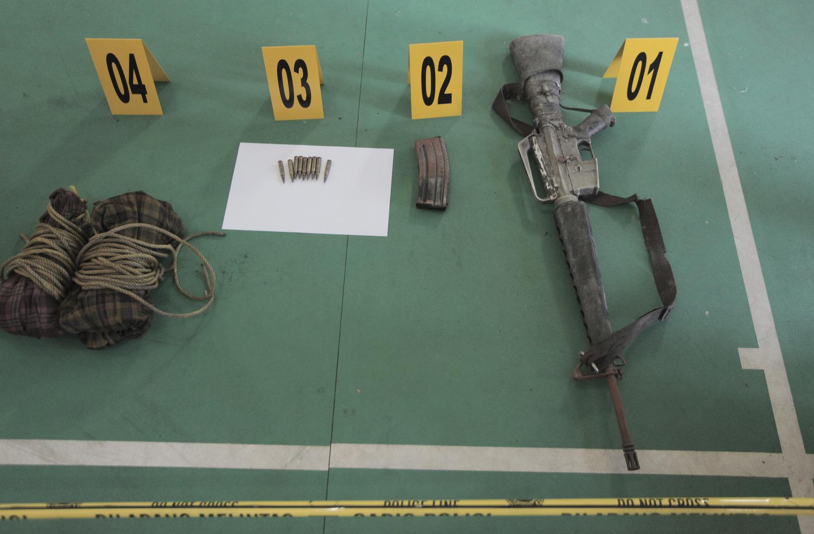 إندونيسيا تسترد من الأدغال جثة أبرز المسلحين المطلوبين والمرتبط بـ