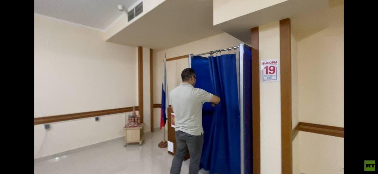عمليات التصويت لانتخابات مجلس الدوما خارج روسيا مستمرة