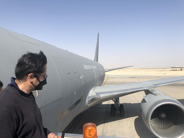 السعودية ترسل طائرة إغاثية لتونس تحمل مولدات أوكسجين عبر جسر جوي