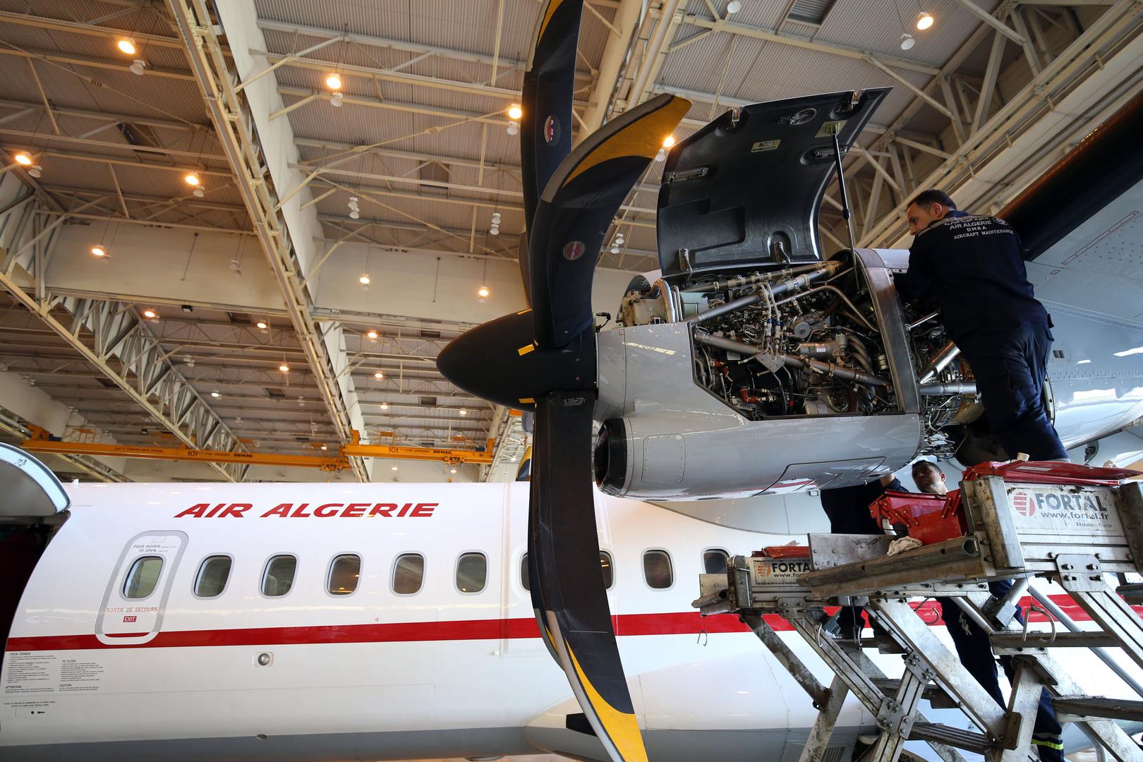 الخطوط الجوية الجزائرية توضح حقيقة سرقة 25 محرك طائرة وغلاء أسعار تذاكرها