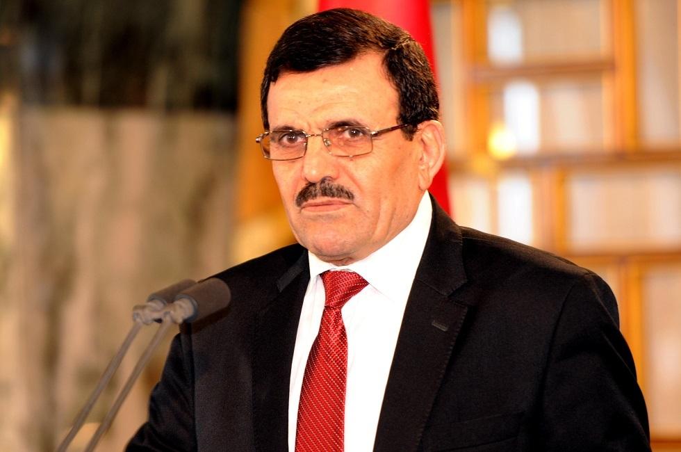 القيادي البارز في حركة النهضة التونسية علي العريض