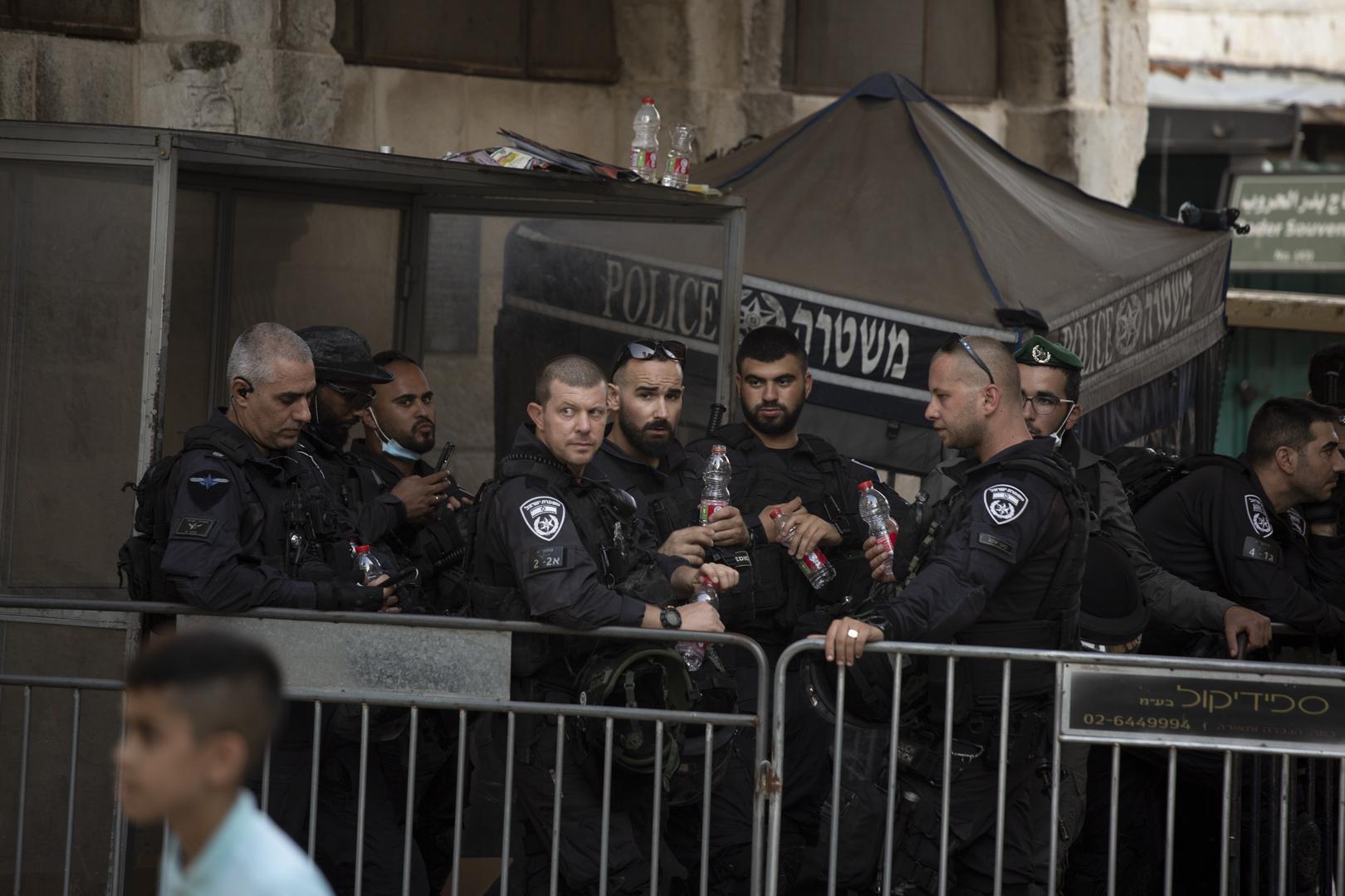 الجيش الإسرائيلي يرفع حالة التأهب في الضفة الغربية