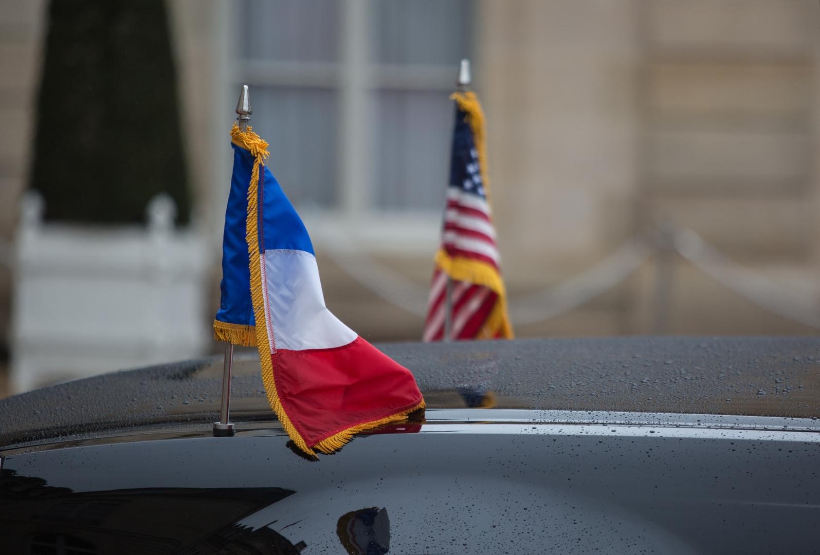 علما فرنسا والولايات المتحدة