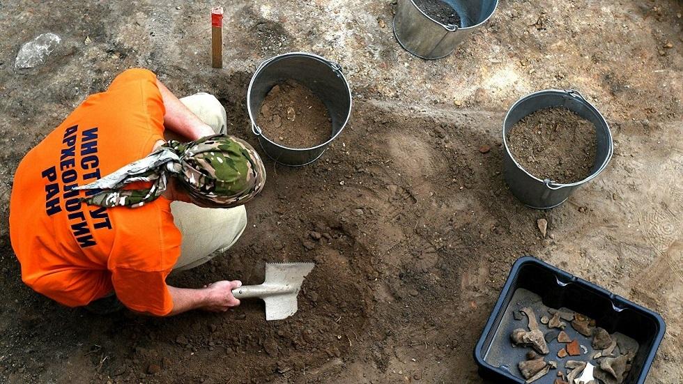 روسيا.. العثور على وعاء قديم في الكرملين مصنوع بتقنية غامضة