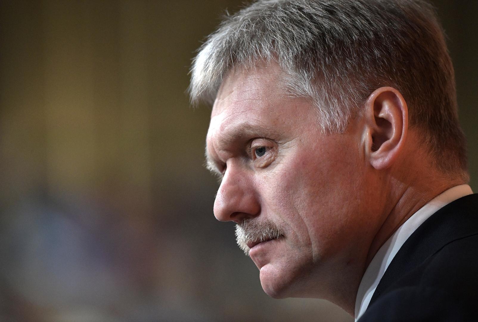 بيسكوف: لا توجد قرارات بشأن تغيير التركيبة الحكومية حتى الآن