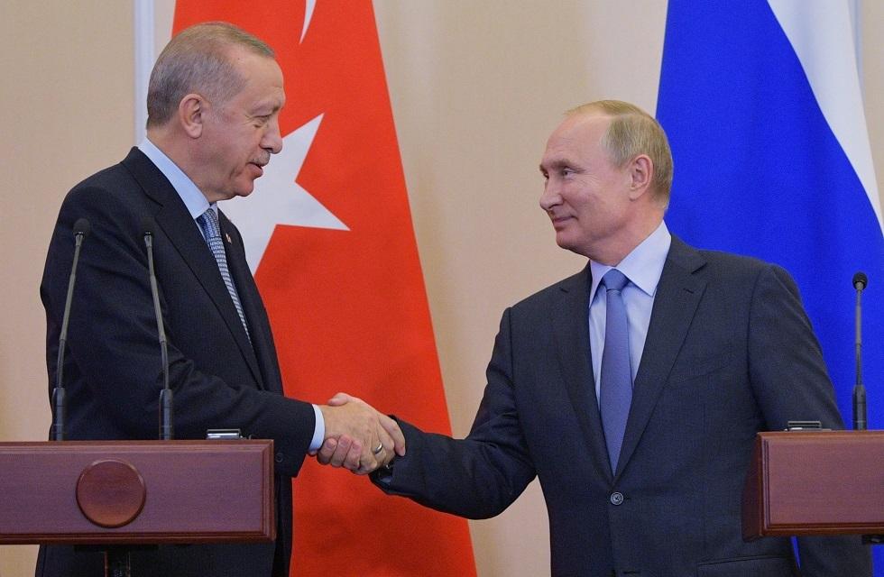 الكرملين: زيارة مرتقبة للرئيس أردوغان لروسيا والملف السوري على قائمة الأجندة