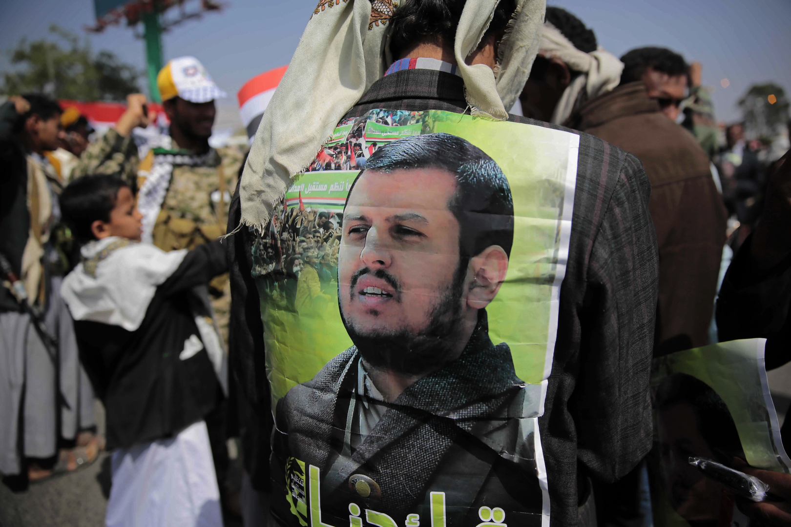 الحوثي: السعودية والإمارات مجرد أدوات للولايات المتحدة و