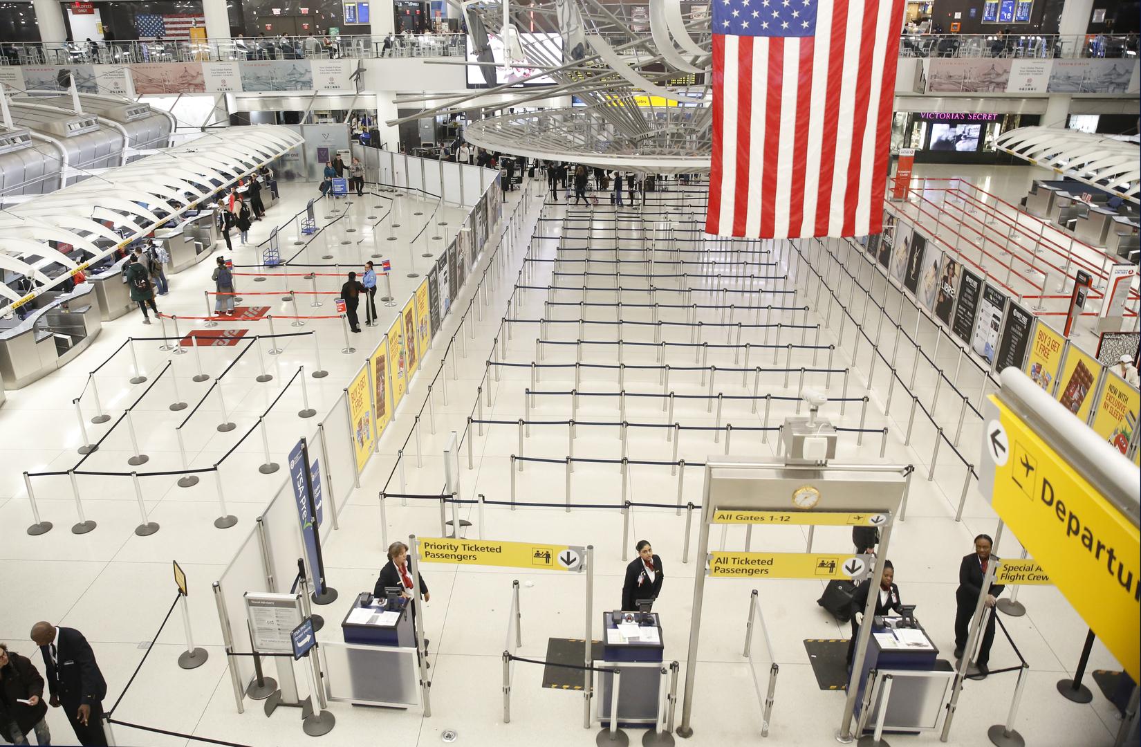 الولايات المتحدة ستفتح حدودها أمام جميع المسافرين الملقحين ضد كوفيد مطلع نوفمبر