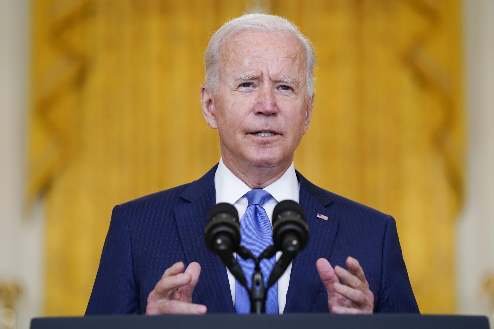 واشنطن: بايدن طلب فرصة للتحدث مع ماكرون على خلفية أزمة الغواصات