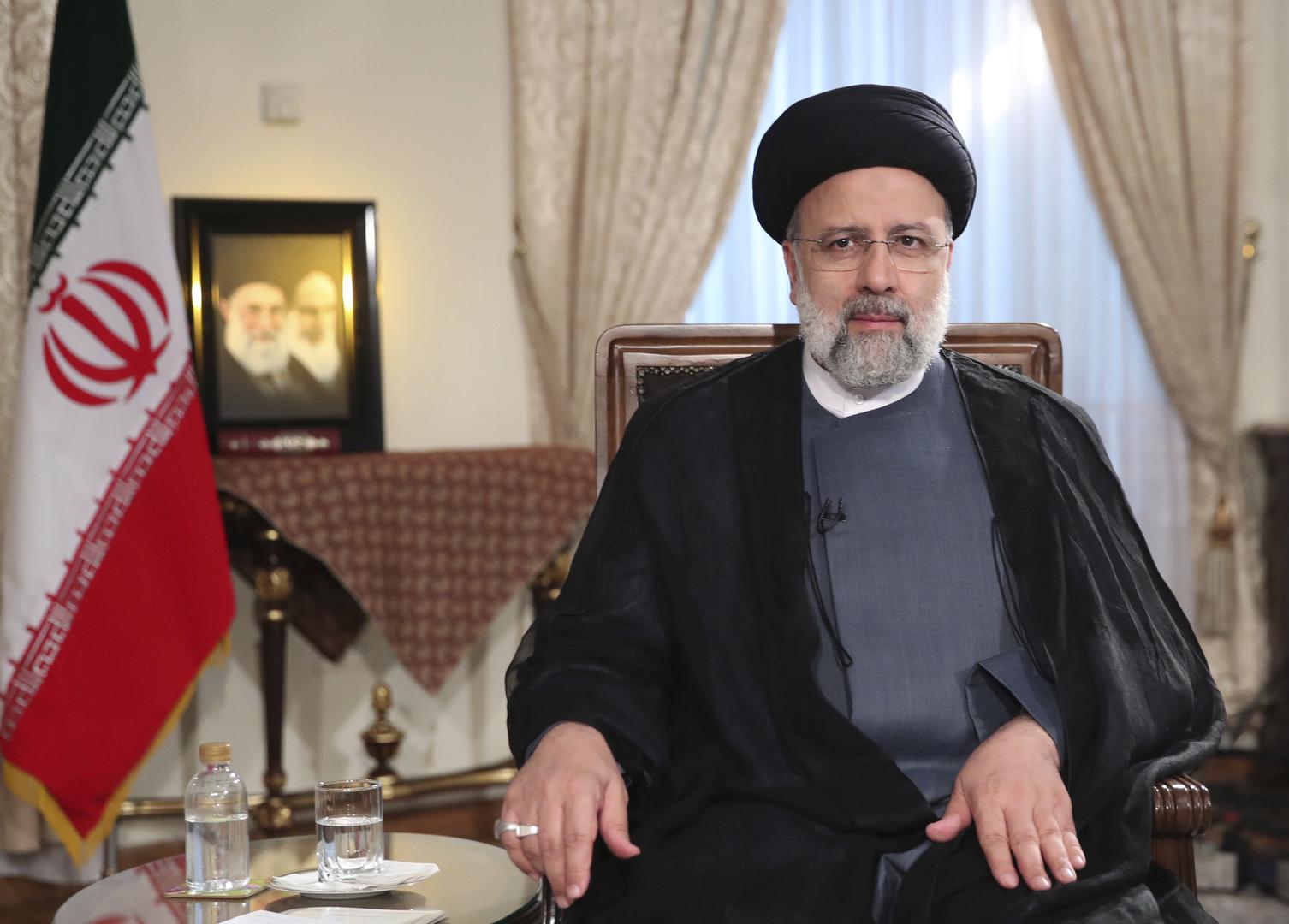 الرئيس الإيراني يبعث رسالة إلى نظيره الإماراتي