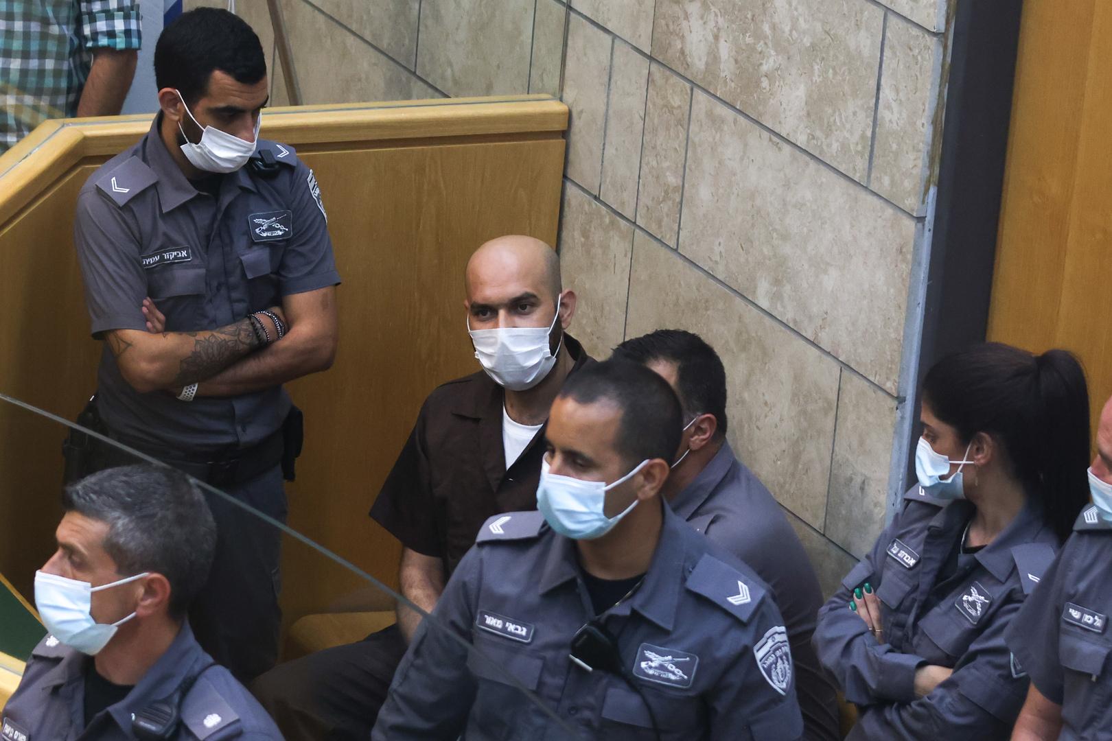"""قيادي في """"الجهاد الإسلامي"""" الفلسطينية يكشف خطأ الأسيرين كممجي ونفيعات الذي أدى لاعتقالهما (فيديو)"""