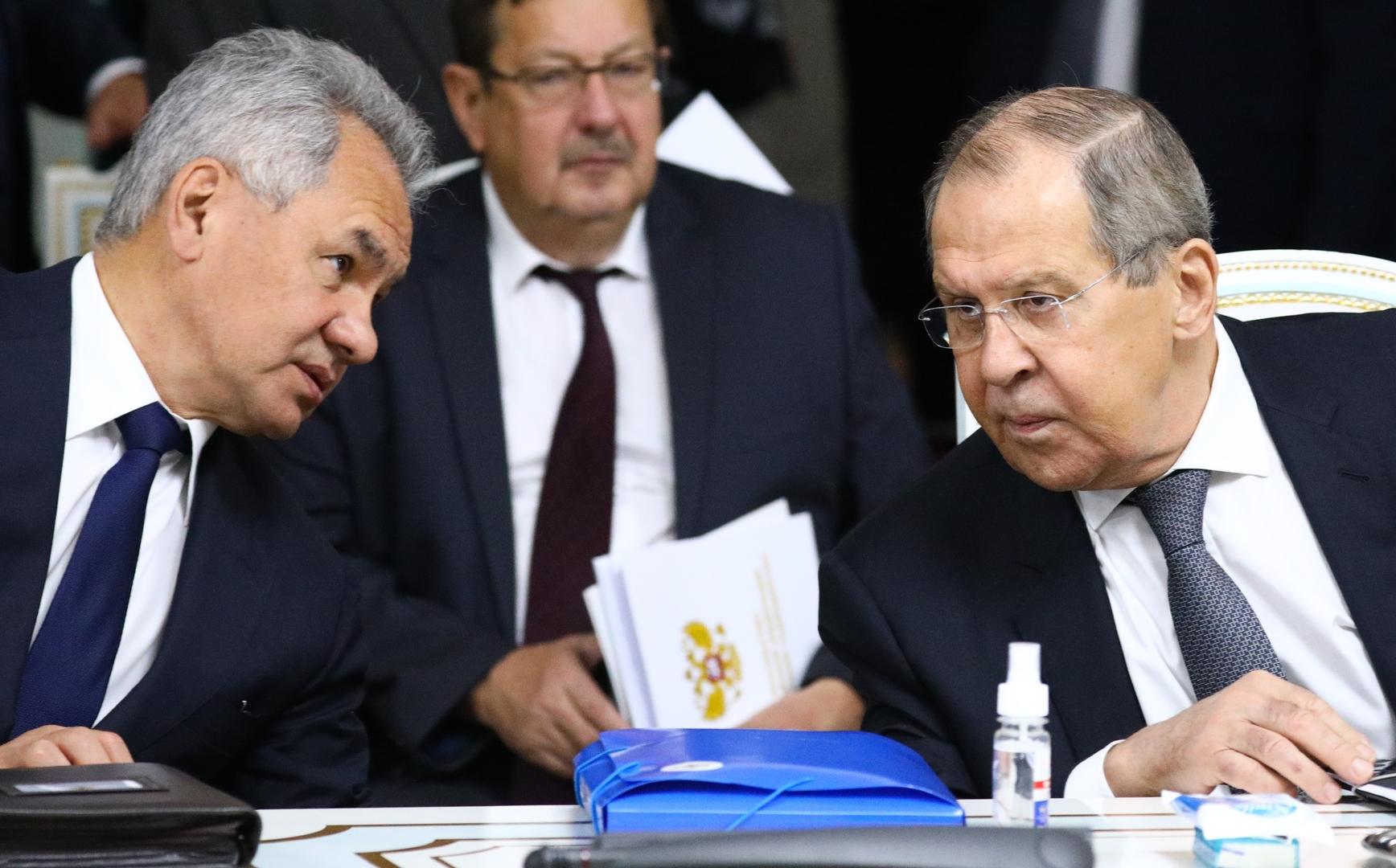 رأي على خلفية انتخابات الدوما: لافروف وشويغو باقيان في منصبيهما