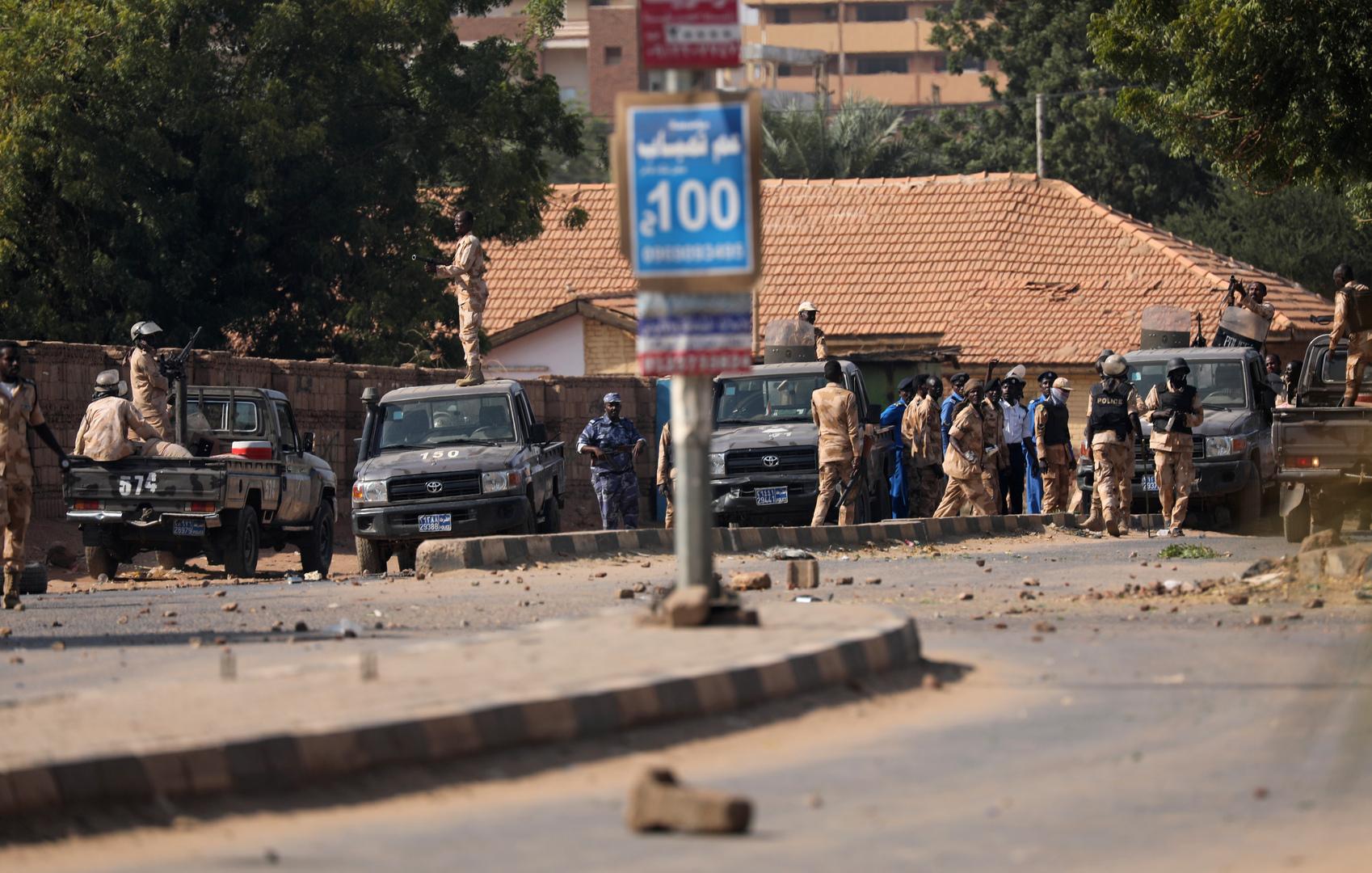 الجيش السوداني: تمت السيطرة على