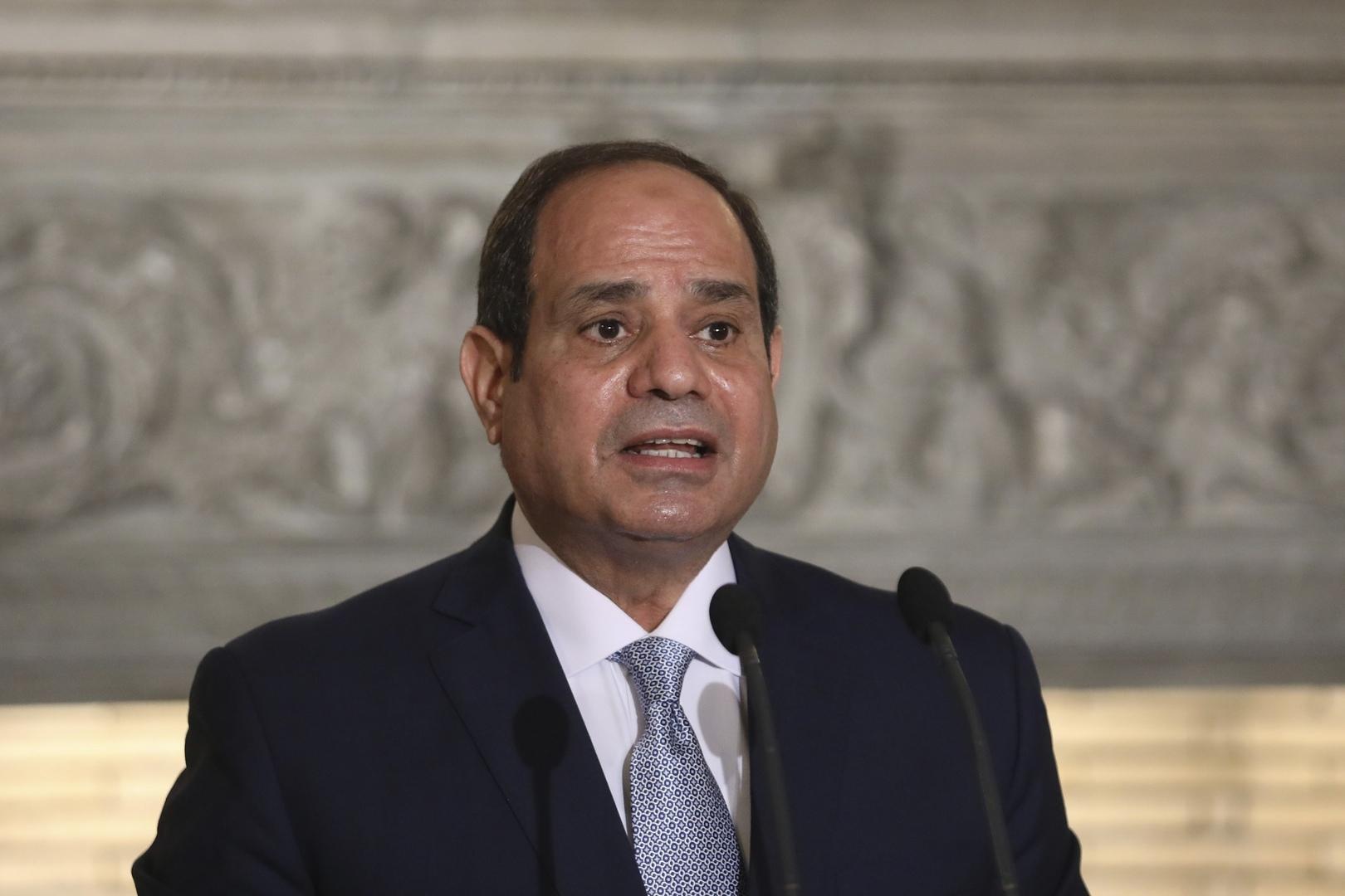 السيسي: المشير طنطاوي بريء من أي دماء شهدتها مصر خلال فترة المجلس العسكري