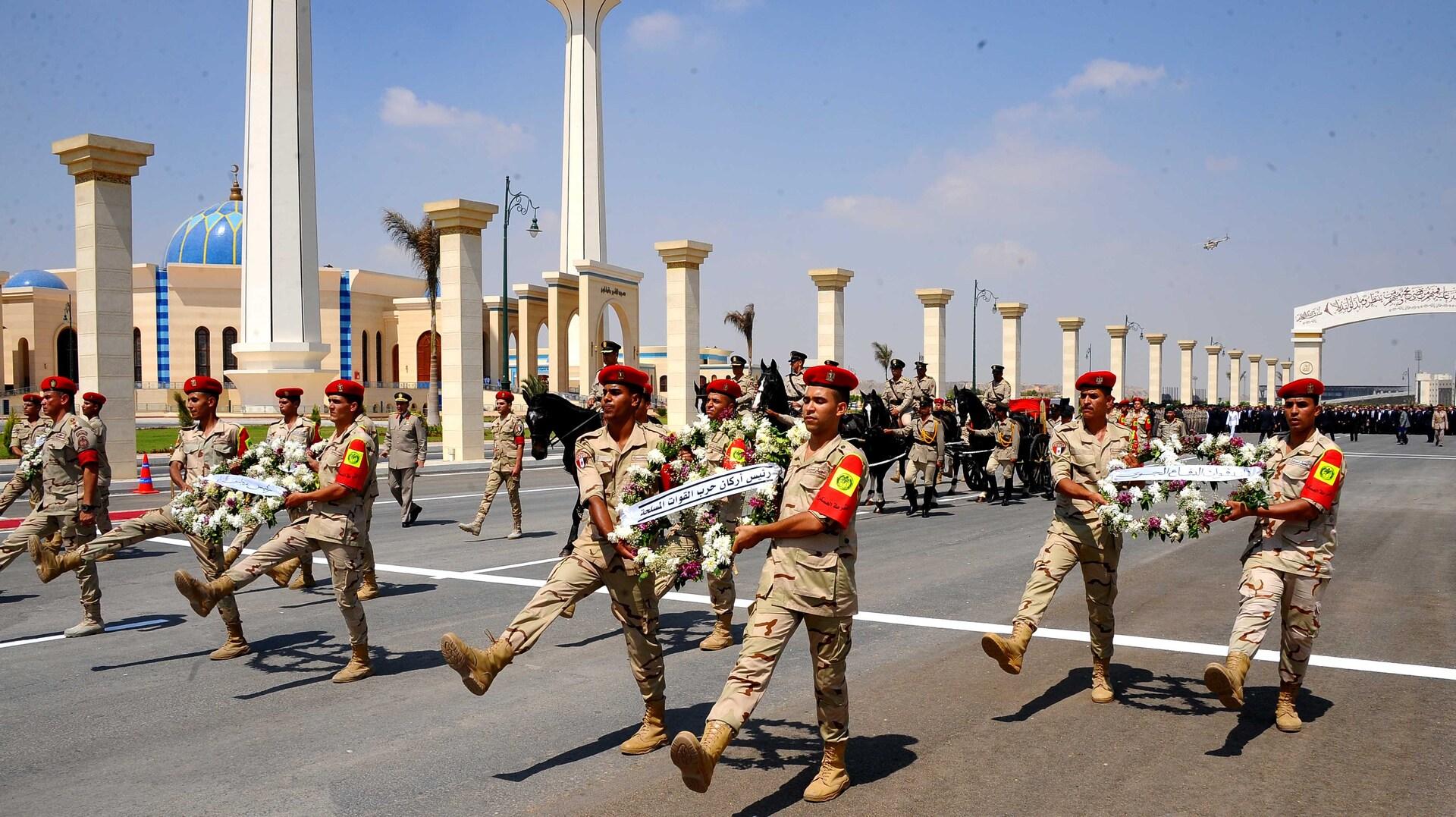 مصر تعلن الحداد 3 أيام بعد وفاة المشير طنطاوي