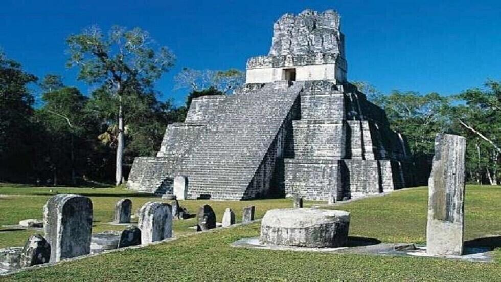 دراسة تكشف السبب الكامن وراء بناء هرم المايا الضخم في السلفادور