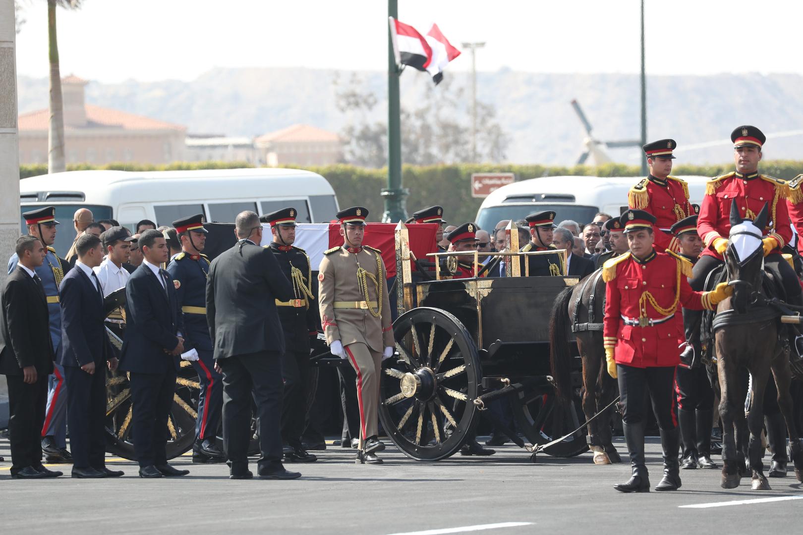 السيسي: إطلاق اسم المشير طنطاوي على قاعدة عسكرية