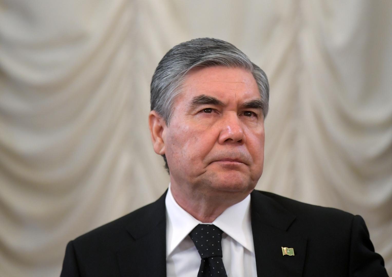 سفارة تركمانستان في موسكو تنفي تقارير عن تدهور صحة رئيس الدولة