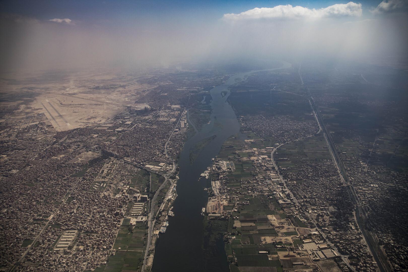 وزير الري المصري: انخفاض نصيب الفرد من المياه ليصل إلى نحو 560 مترا مكعبا سنويا